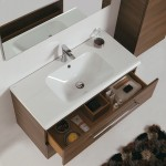 Mobile Living con lavabo Cover Plain