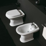 Wc traditional installation