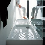 Shower trays H 11 cm