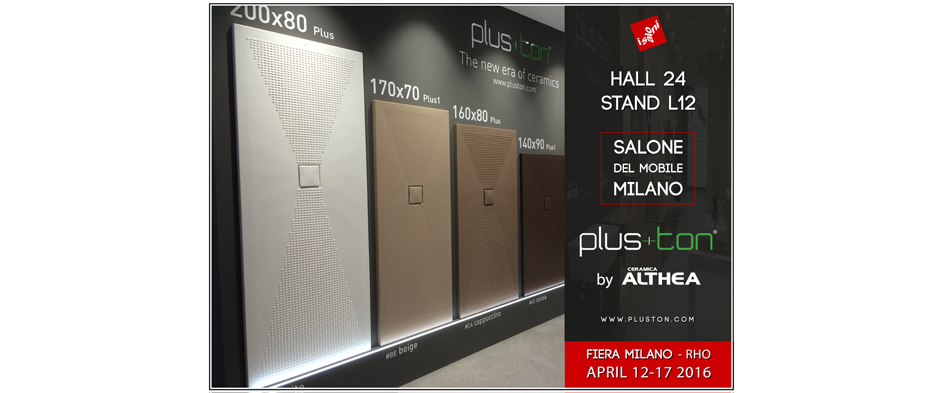 Ceramica Althea Salone del Mobile